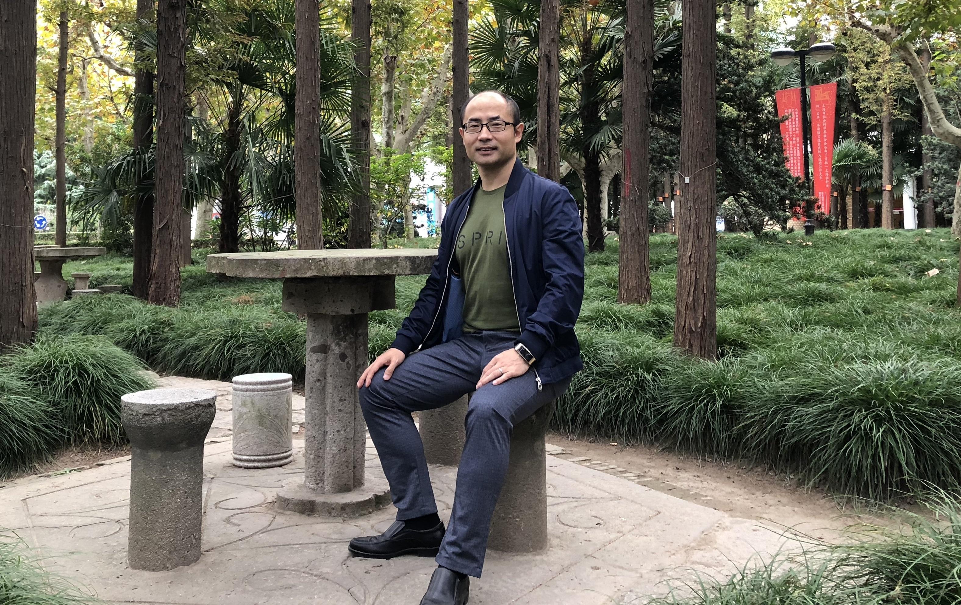 Prof. YIN Hong-biao