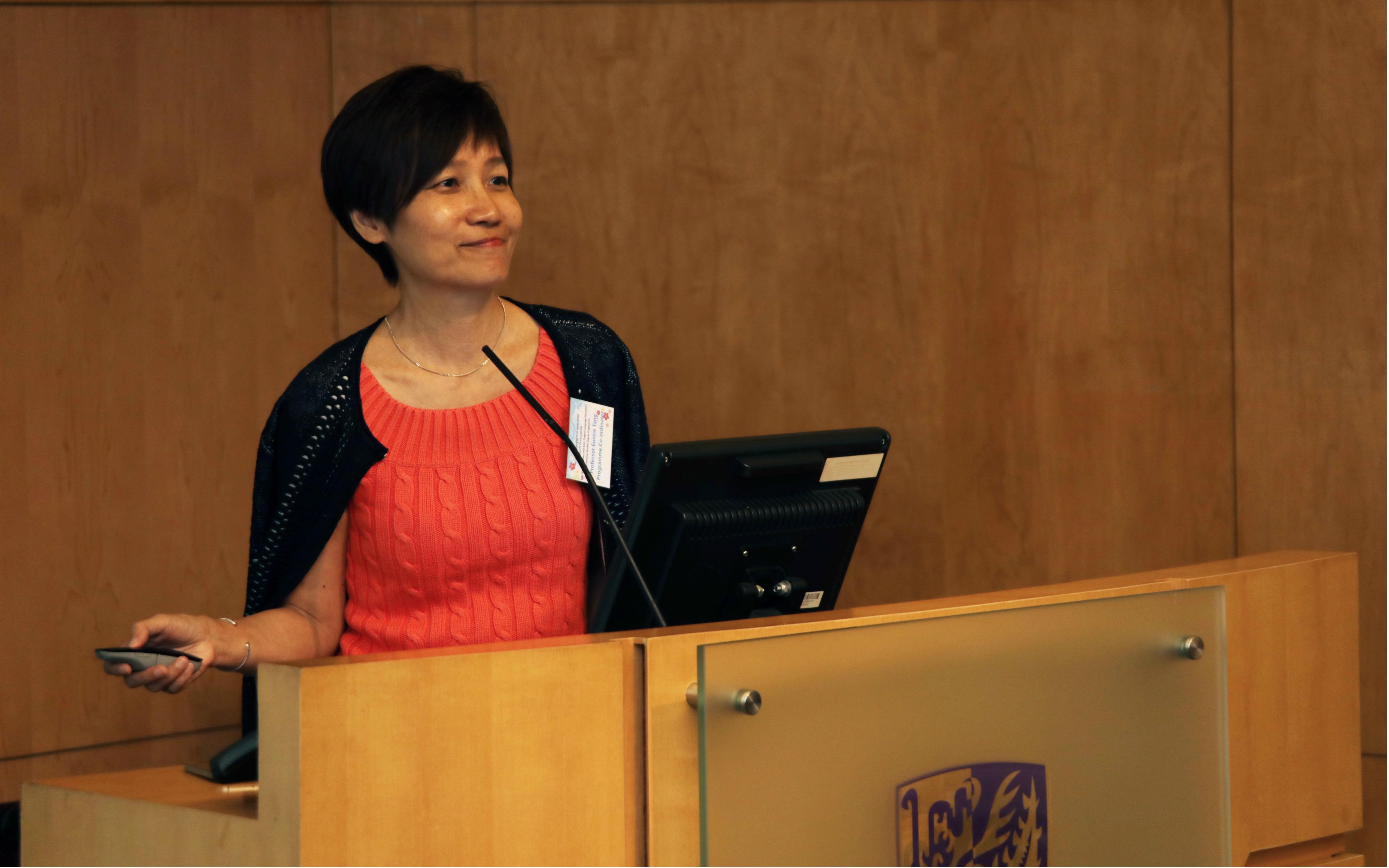 Prof. TANG Lai-yiu, Eunice